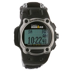 Timex Ironman Data