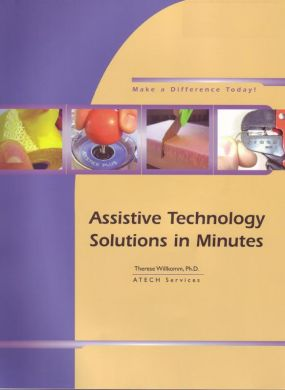 Assistive Technology in Minutes Purchase Book