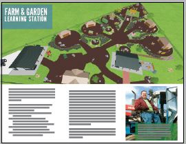 Farm & Garden Learning Station